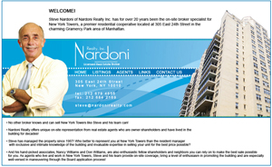 Nardoni Realty website